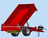 Hydraulischer Kasten-Schlussteil für Bauernhof-Arbeiten