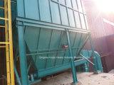 Système de rassemblement chaud de la poussière de fournisseur de solvant de la poussière de sac de vente dans le traitement de sable