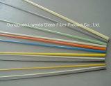 De Holle Staven van de Glasvezel van de Buis FRP/van Pool met Goede corrosie-Weerstand