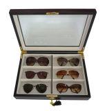 Boa qualidade luxuosa Eyewear Case-X035