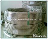 5/16 pulgadas lisa del tubo de PTFE Teflon interior de la manguera / SAE 100r14