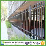 Principal lourd de lance de frontière de sécurité de garantie panneau noir de 2.4m x de 1.8m
