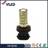 Lumière de regain automatique de H8 27SMD 9W 5630 DEL