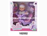 """새로운 장난감 15 """" 자전거 (102552)를 가진 인형"""