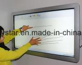 Kiosque interactif d'écran tactile de 22 pouces annonçant des écrans