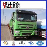 30t 수용량 8X4 336HP 팁 주는 사람 덤프 트럭