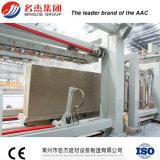 Производственная линия польностью автоматическая машина блока AAC делать кирпича пепла