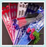 막힌 머리말을%s 가진 CPP에 의하여 인쇄되는 플라스틱 꽃 부대 꽃 소매