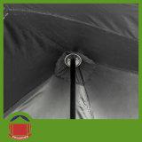 Kingkong黒いフレーム10ftx10FTは畳むテントをぽんと鳴らす