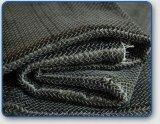 rullo del panno della fibra del carbonio della saia 3k
