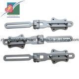 Горяч-Продавать алюминий профилирует стандартные серебряные шарниры (ZH-H-004)
