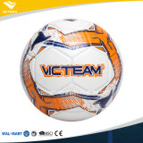 個人化された公式のサイズの重量によって薄板にされるフットボール