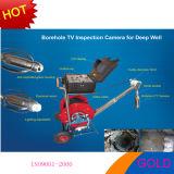300m, 500m Wasser-Vertiefungs-Kamera und Bohrloch-Kamera für Deep Drilling Company