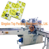 Tissus Pocket se pliant faisant la machine à emballer de mouchoir