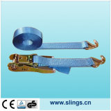 래치드 결박 - 델타 반지는 넓은 35mm, 6m 최대 길이를 끝낸다