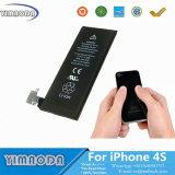 Nuevo AAA calidad de la batería del teléfono móvil para el iPhone 4S