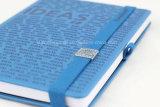 Cuaderno de Lanbook de la alta calidad con el botón modificado para requisitos particulares