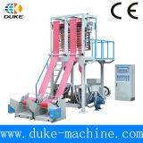 Die doppelte Schicht-Koextrusion, die Dreh ist, sterben HauptHde LDPE-Film-den durchbrennenmaschinen-Plastikfilm, der Maschine herstellt
