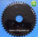De zwarte Motor van de Kleur 48cc, de Gemotoriseerde Uitrusting van de Motor van de Fiets voor Verkoop, Gas Gemotoriseerde Fiets