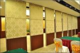 Sound movible Proof Parttion Wall para Hotel