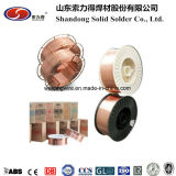 Aws A5.18 Er70s-6 CO2 MIG Welding Wire (AWS A5.18 ER70S-6)