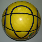 Миниой баскетбол PVC размера прокатанный кожей