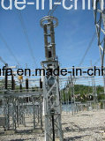 Porcelana Housed Metal Oxide Lightning Arrester ou Surge Arrester