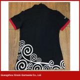 O projeto o mais atrasado da camisa de polo dos homens para a venda por atacado (P157)