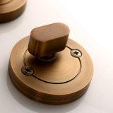 Zinco Alloy Passage e Privacy Two-Piece Lever Door Lock com alta segurança Euro Profile Cylinder