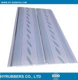 Лист потолка PVC светлого цвета