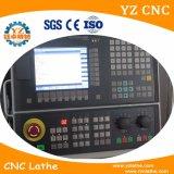 Machine horizontale de tour de commande numérique par ordinateur de fournisseur de Ck6136 Chine petite