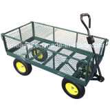 La Cina Manufacturer del giardino Cart (TC1840) di Highquality Steel Meshed