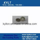 아연 또는 Zamak 금속 합금은 주물 주입 기계설비를 정지한다