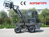 Machines Small Farm Loader (HQ908) avec Rops & Fops