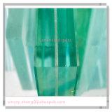Folha do vidro laminado de preço do competidor para a película desobstruída de PVB