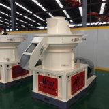 Anillo Vertical Die fábrica de pellets de biomasa