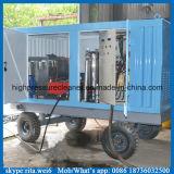 Reinigingsmachine van de Hoge druk van het Water van de dieselmotor de Industriële Schonere