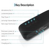 Karaoke 이중 휴대용 소형 Bluetooth 무선 스피커