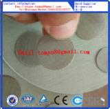 Подгоняйте ткань провода утюга для фильтровать