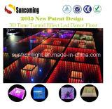Stufe-Leuchte, LED-Bildschirmanzeige-Panel, Spiegel Dance Floor der Disco-LED