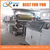 Máquina de la protuberancia de la tarjeta del PVC para el anuncio