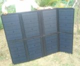 saco Foldable grande do carregador da potência solar de dispositivo móvel da potência 150W usado na estação de rádio do exército