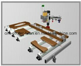 Centro de mecanización de punto a punto del CNC