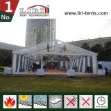 Tente transparente de 500 Sqm utilisée pour l'usager extérieur d'hôtel