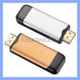 Drahtloses Media Sharing Dlna HDMI Dongle für Fernsehapparat Box (Dlna-563)