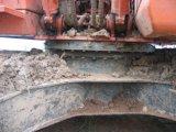 Máquina escavadora usada original de Doosan 220-7 do baixo preço no estoque