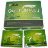 コーヒーを細くする緑のコーヒー800 Leptin