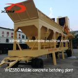 Mobiele het Groeperen Beton Installatie 50m3/H