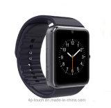 携帯電話のアクセサリのためのBluetoothのスマートな腕時計Gt08