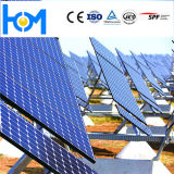 vidro modelado Photovoltaic Tempered solar do baixo ferro de 3.2mm